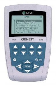 Genesy 300 PRO - dispositivo di elettroterapia domiciliare