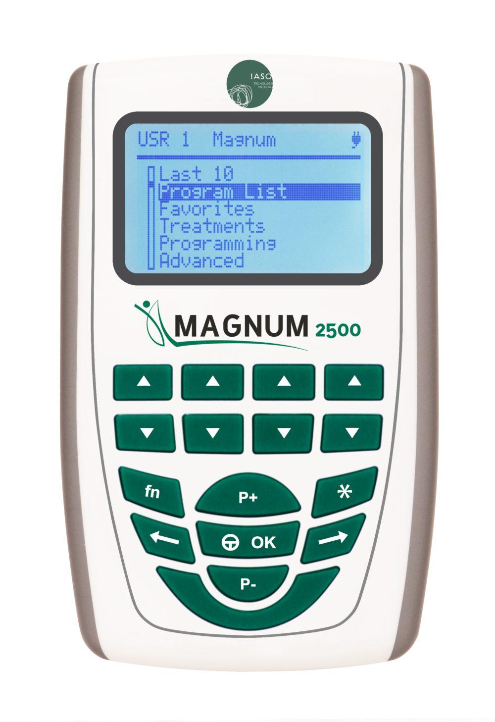 Magnum2500 dispositivo medico magnetoterapia