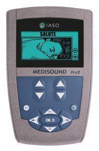 Medisound Pro II - Dispositivo medico per ultrasuonoterapia
