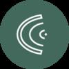 Ultrasuonoterapia round icon
